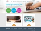 National communications provider, Primus, and Canada's authority on bullying, PREVNet, have launched a new website that will serve as an essential resource for parents, children and schools seeking information about and guidance for managing cyberbullying. According to Statistics Canada, one in five young Canadians has reported being cyberbullied or cyberstalked. (CNW Group/Primus)