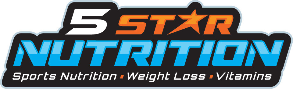 5 Star Nutrition Logo
