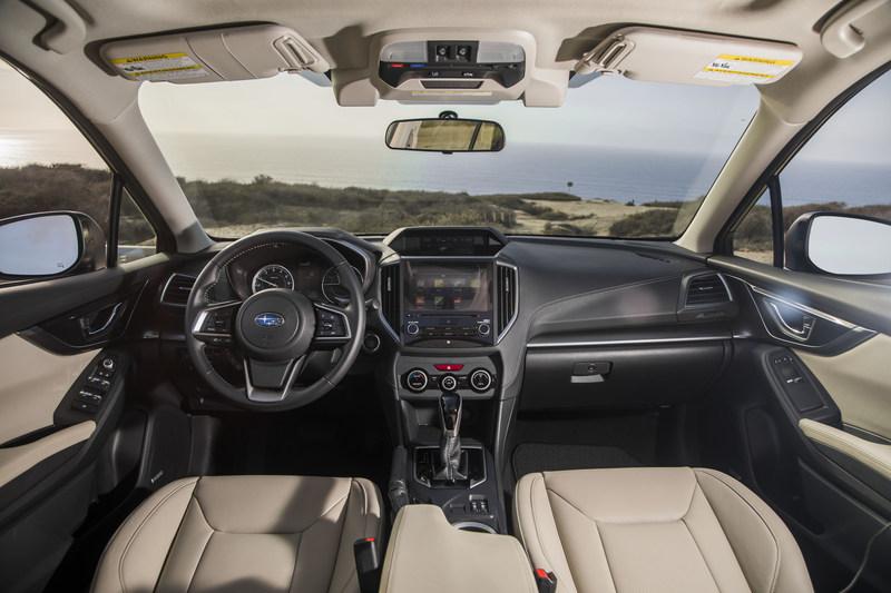 "2017 Subaru Impreza Chosen for Wards ""10 Best User Experience List"""