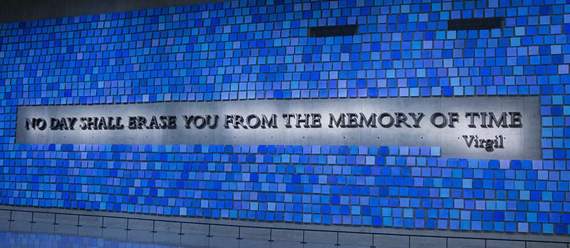 Photo by Jin Lee, 9/11 Memorial & Museum.