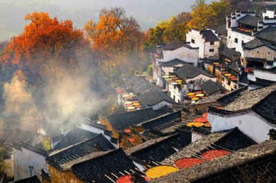 Sino-foreign Most Beautiful Shooting Location at 74th Venice International Film Festival: Huangling Village, China