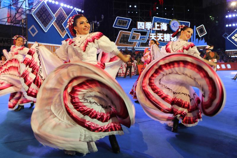 Ballet Folklorico Sol y Luna & Ballet Folklorico Tradiciones, Mexico