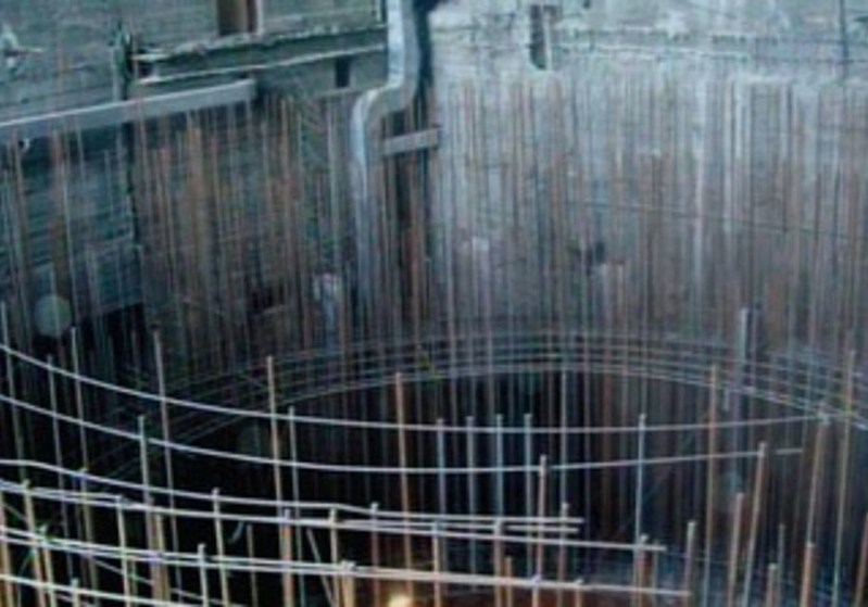 An attack on a Syrian reactor (photo credit:Reuters)