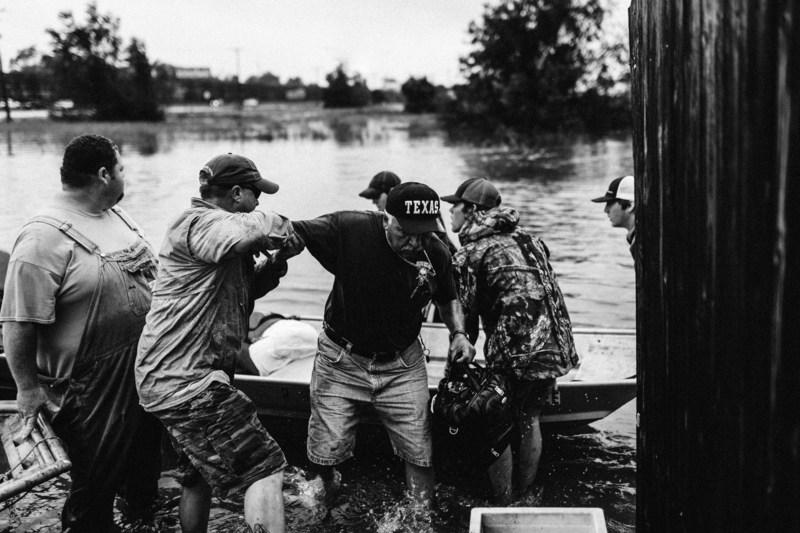 Texas Navy Rescue photo by Clark Miller