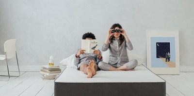 Casper and JUNIQE turn dreams to art for Berlin Art Week (PRNewsfoto/Casper)