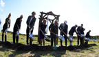 The AMES Companies Supports the Groundbreaking Ceremony for the Tower of Voices at Flight 93 National Memorial