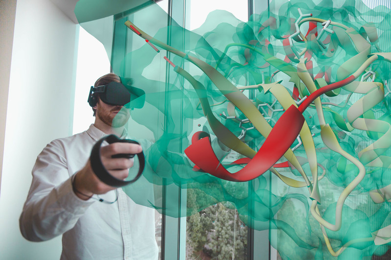 The Matryx team focuses on creating virtual reality software for scientific research and development.