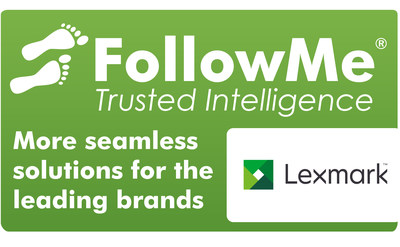FollowMe by Ringdale supports latest Lexmark A3 print devices (PRNewsfoto/FollowMe by Ringdale)