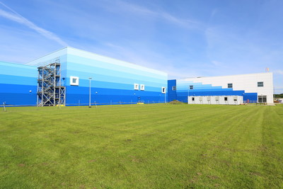 AkzoNobel Ashington is the world's most advanced and sustainable paint factory, located in Northumberland, North East England. (PRNewsfoto/AkzoNobel)