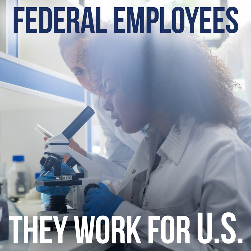 National Treasury Employees Union launches national campaign to highlight important contributions of federal workers.