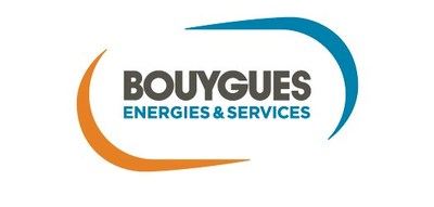 Bouygues Energies Services Logo CNW Group Plan