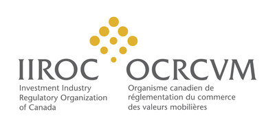 Logo: Investment Industry Regulatory Organization of Canada (CNW Group/Financial Consumer Agency of Canada)