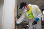 PHOTOS: On National Day of Service, Habitat leaders join volunteers in Houston for clean-up of Hurricane Harvey-ravaged neighborhood