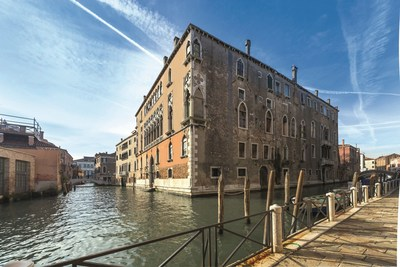 Lionard Luxury Real Estate Presents Venetian Palace Once Home to Giorgione's 'The Tempest'