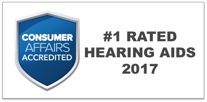Embrace Hearing Named #1 by Consumers For Hearing Aids