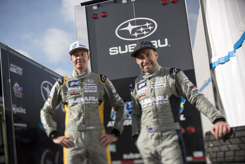 Sandell and Atkinson each earned pole and a podium at GRC Seattle doubleheader