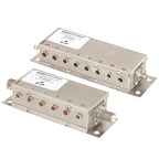 Pasternack Launches New Relay Controlled Programmable Attenuators that Offer Precision Stepped Attenuation Levels up to 127 dB