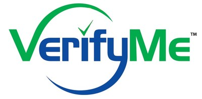 VerifyMe, Inc. is a pioneer in patented physical, cyber and biometric technologies that prevent identity theft, counterfeiting and fraud. (PRNewsfoto/VerifyMe, Inc.)