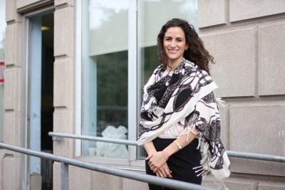 Leah Balass - Montrealers (Groupe CNW/MAtv)