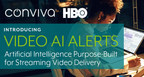 Conviva Introduces Video AI Alerts, Artificial Intelligence Purpose-Built for Streaming Video Delivery