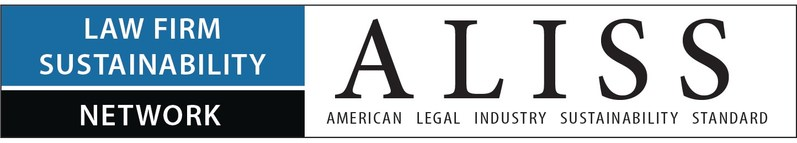 American Legal Industry Sustainability Standard (ALISS)