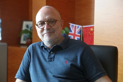 Professor David Goodman appointed vice president for academic affairs at Xi'an Jiaotong-Liverpool University