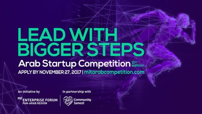 The MIT Enterprise Forum Arab Startup Competition in its 2018 edition opens for registration (PRNewsfoto/MIT Enterprise Forum Pan Arab)