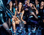 Style Queen Alessandra Ambrosio and CÎROC Luxury Vodka Celebrate the Arrival of the Fashion Season Unveiling Dazzling Front Row Look (PRNewsfoto/CÎROC Ultra-Premium Vodka)
