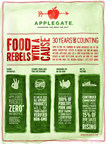Applegate Celebrates 30 Years by Strengthening its Commitment to Cleaner, Crave-able Food for Everyone