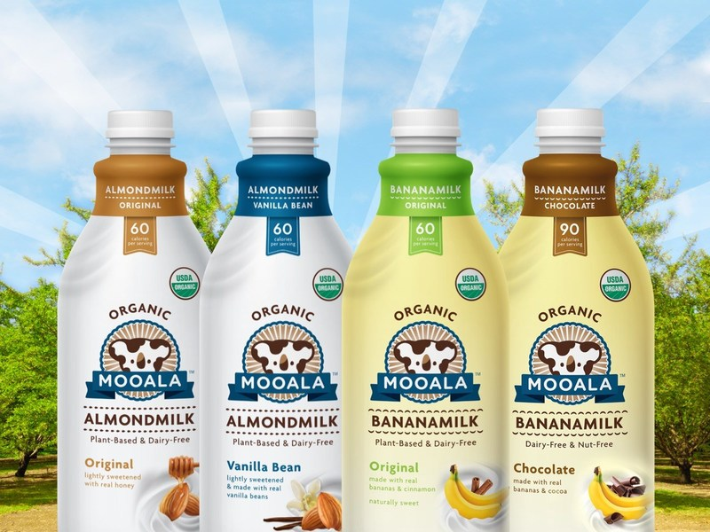 Mooala's plant-based beverages are Organic, Dairy-Free and absolutely delicious.