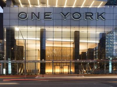 La Financière Sun Life dévoile son nouveau siège social au centre-sud de Toronto (Groupe CNW/Financière Sun Life inc.)