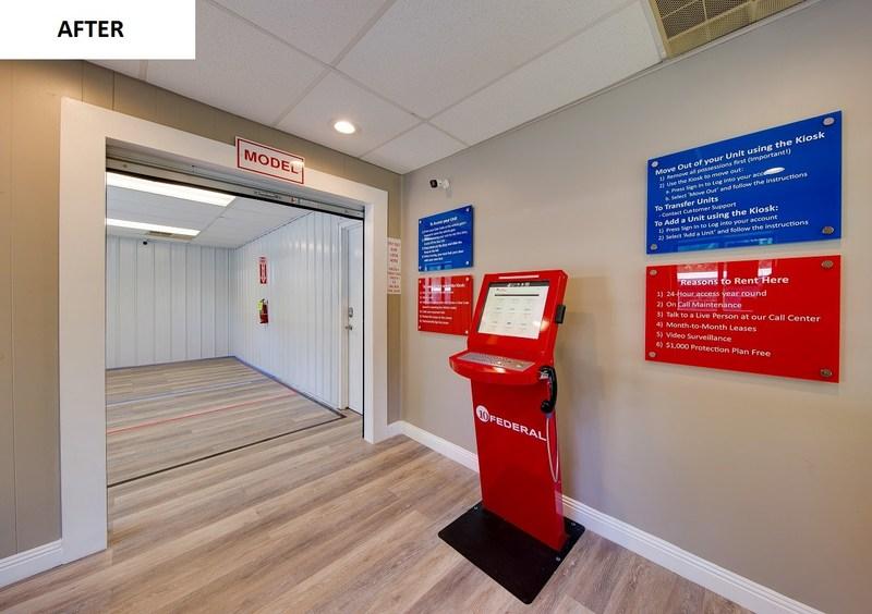 Office Interior- Post-Renovations