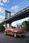 Absolut Elyx Unveils The Ultimate Transportation For New York Fashion Week