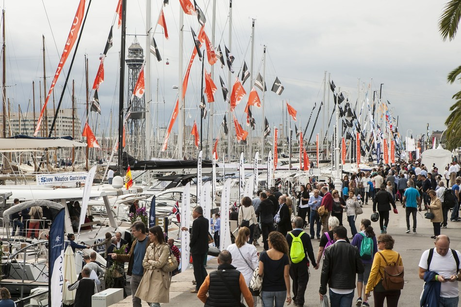The Barcelona Boat Show showcases the leading Spanish and international brands (PRNewsfoto/Fira de Barcelona)