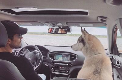 Hyundai Auto Canada met en lumière les parallèles entre le choix d'une voiture et les rencontres, en faisant équipe avec les célèbres Canadiens Jasmine Lorimer et Joey Scarpellino pour la Date de rêve de Hyundai. (Groupe CNW/Hyundai Auto Canada Corp.)