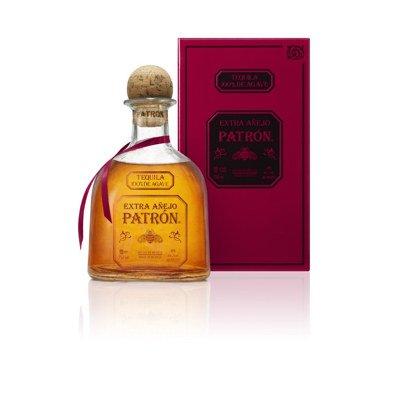 Patrón Extra Añejo is the first new addition to Patrón's core range of tequilas in 25 years