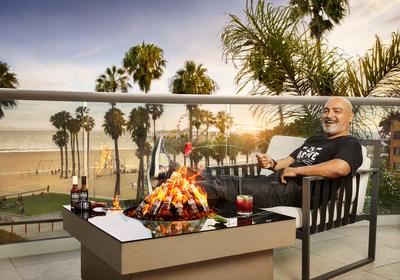 El Machete Chilli Sauce at Loews Santa Monica Beach Hotel