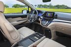El Honda Odyssey 2018 es reconocido como uno de