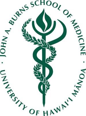 John A. Burns School of Medicine, University of Hawaii at Manoa Logo
