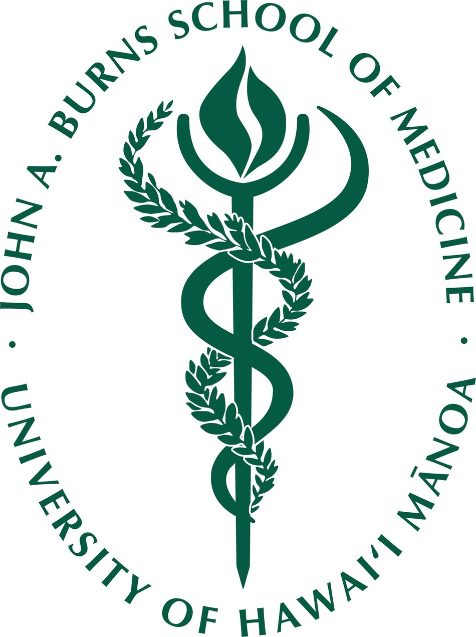 John A. Burns School of Medicine, University of Hawaii at Manoa Logo