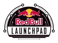Red Bull Launchpad logo