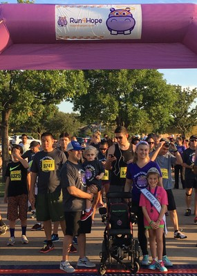 6th Annual Run4Hope taking place on September 16, 2017.