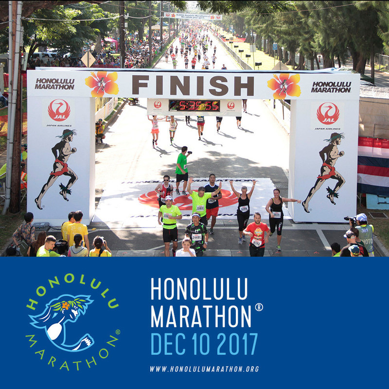 Japanese sports and outdoor brand Descente has signed a three-year deal with the Honolulu Marathon beginning in 2017.
