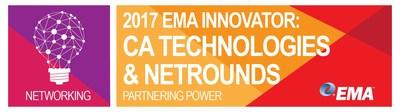 EMA Innovators CA Technologies and Netrounds (PRNewsfoto/Netrounds)