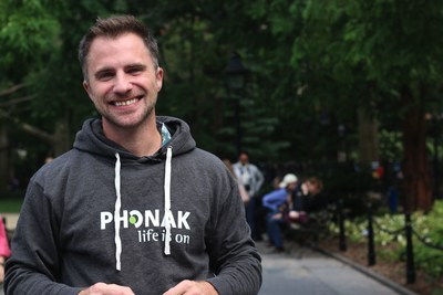 Phonak sponsors D.J. Demers' 'Here to Hear' nationwide comedy tour in October - Copyright Phonak