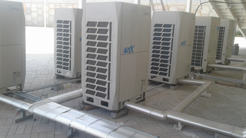 Midea Wins Contract to Provide MAi Full Inverter Central Air-conditioning Systems for Russian Stadiums