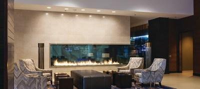 Great Room at Boston Marriott Burlington