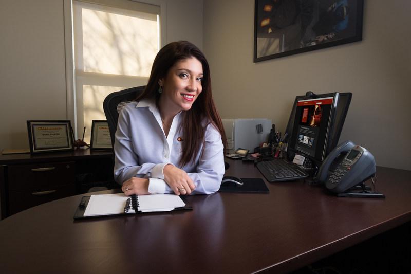 Maria Piastre, President of Metallix Refining, Inc