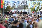 Oregrown Sponsors 2017 Oktoberfest Festival in Downtown Bend