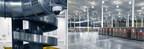 TTI installs complete Avigilon video and access control solution to protect new 800,000 square foot facility in Texas. (CNW Group/Avigilon Corporation)